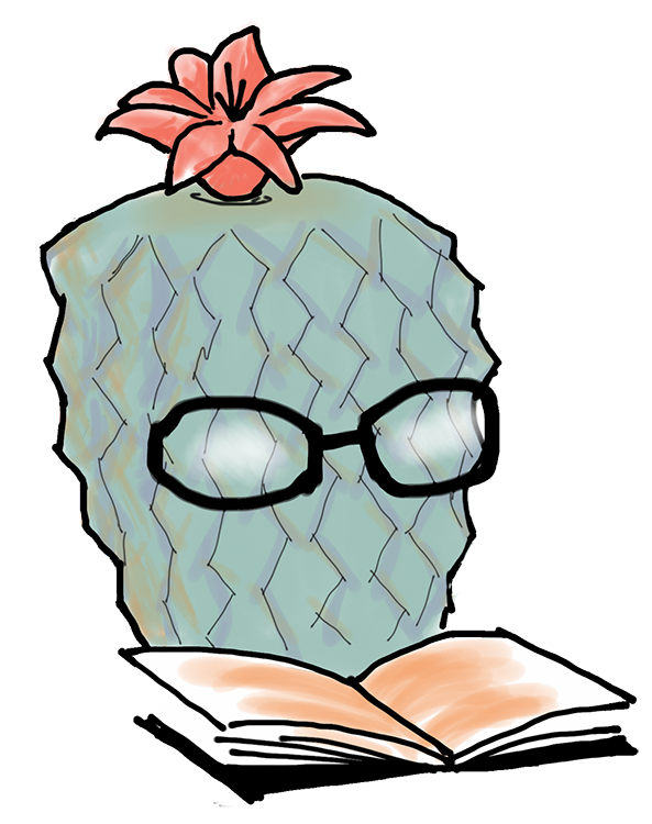 """""""Pineapple the Clever Cactus"""" - Thelocactus"""